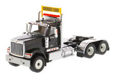 1/50 International HX520 Day Cab Tandem Tractor in Metallic Black - Cab Only