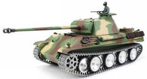 Heng Long Radio Remote Control RC German Panther G Tank UK -- Platinum Version