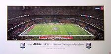 """""""2008 BCS National Championship Game"""" Panoramic by Rick Anderson"""