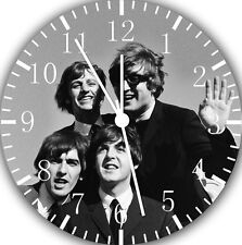"The Beatles wall Clock 10"" will be nice Gift and Room wall Decor E93"