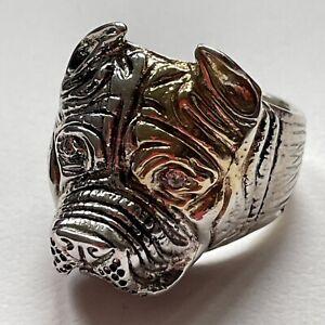 Pit Bull Dog Ring