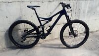 "Specialized Stumpjumper FSR Comp Full Susp Carbon 650B/27.5""  Size L -  2016 NEW"