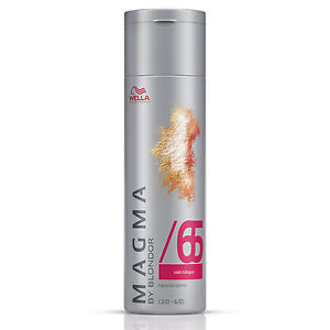 Wella Magma by Blondor - 65 Violet Red Violet 4.2 oz / 120 g