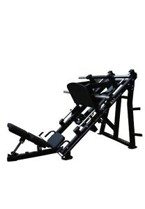 Leg Press Dual Squat Machine