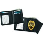 Strong Leather Company Deluxe Single Id Badge Wallet 019 - 79230-0192 ID Holder