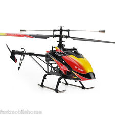 WLtoys V913 Single Propeller 4CH MEMS Gyro RC Helicopter with Transmitter