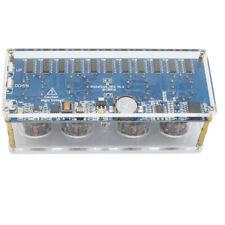 DIY IN12 IN-12 Nixie Tube PCBA Kit Digital Clock Circuit Board Kit No Tubes