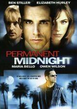 Permanent Midnight 0012236236306 With Ben Stiller DVD Region 1