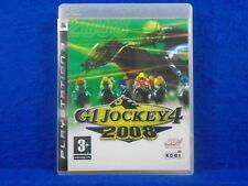 *ps3 G1 JOCKEY 4 2008 (NI) Horse Racing Game Playstation PAL UK REGION FREE