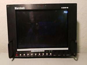 """Marshall V-R84DP-HDSDI 8.4"""" High Resolution /w Hard Case"""