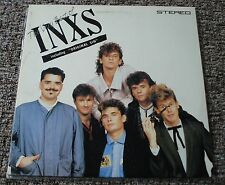 Inxs The Very Best Of  Japan 1984 WEA Promo Only LP 8 Tracks PS 242
