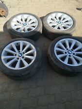 Satz Alufelgen BMW Styling 285 8-17 ET34 E90 E91 mit Sommerreifen 225 45 17