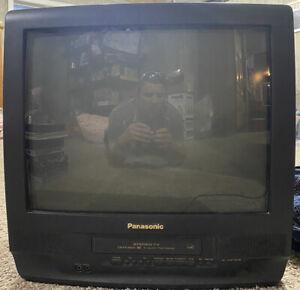 Panasonic pv-c2063 20 inch TV/VCR Combo