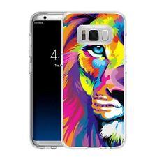 Coque Etui Samsung S 8 Plus - Motif Lion