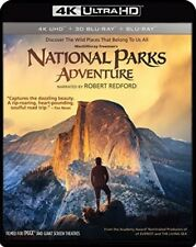 National Parks Adventure [New 4K UHD Blu-ray] With Blu-Ray, 4K Mastering, 2 Pa