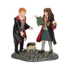 D56 Harry Potter Village Wingardium Leviosa! Set/2*New*6002316*Nib*Shi ps Free*