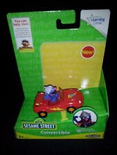 Grover Convertible Sesame Street Die-cast Metal Free Shipping USA -  NEW