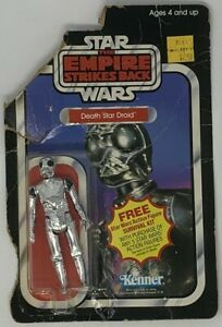 Star Wars ESB Death Star Droid 1980 action figure
