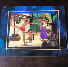 Disney Lithograph YOU PICK! 1993 - 2012 Pinochio, Toy Story and more!