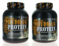 2 Pack Grenade Hydra 6 Protein Premium Protein Blend 8 Lbs