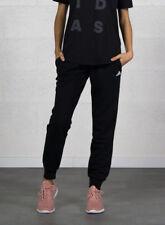 Adidas Donna Pantaloni da ginnastica Essentials Solid Black/bianco (nero) XL