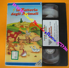 VHS film LA FATTORIA DEGLI ANIMALI 1988 animazione FONIT CETRA CA 06(F141)no dvd