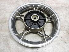 83 Suzuki GR650 GR 650 D Tempter rear back wheel rim