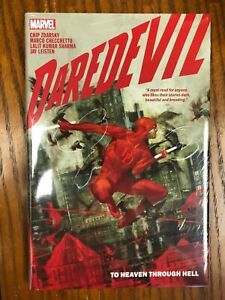Daredevil To Heaven Through Hell Vol 1 ZDARSKY hardcover HC BRAND NEW sealed