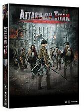 Attack on Titan Movie: Part 2  - Hong Kong RARE Kung Fu Martial Arts Action movi