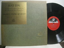 Haydn Quartets op 51 no 1 & 2, Amadeus SQ *Angel 45024 mono
