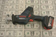 BOSCH GSA18V-083B 18V Compact Reciprocating Saw w/ BAT622 Battery