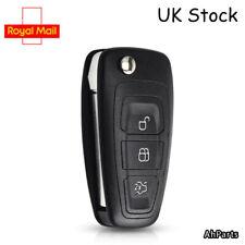 Ford Transit Custom 3 Button Remote Key Fob Case