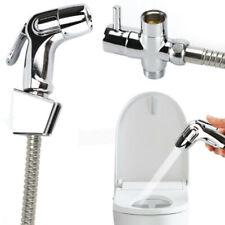 Edelstahl WC Bidet Sprayer Hygienedusche Intimdusche Handbrause Wasserhahn 1.5M