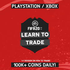 FIFA 20 ULTIMATE TEAM LEARN TO TRADE | 100K + COINS DAILY OR MORE