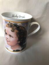 "Danbury Mint Shirley Temple Porcelain Mug ""Just Around The Corner """