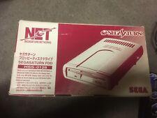 Console Sega Saturn Floppy Disk. Pas De CD Et Pas D'alimentation.