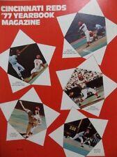 Cincinnati Reds Baseball Original Vintage Yearbooks