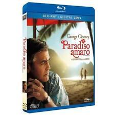 cofanetto+blu ray blr nuovo (no dvd) **PARADISO AMARO** con George Clooney