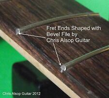 Bevel File Guitar Tool. Fret Bevel File. Luthier Tool. TF013