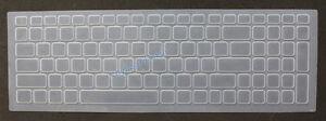 US Keyboard Skin cover for Samsung 300E5A,305E5A,NP300E5A,NP305E5A 300V5A,305V5A