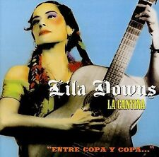 "Cantina: ""Entre Copa y Copa..."" by Lila Downs (CD, 2006, Narada)"
