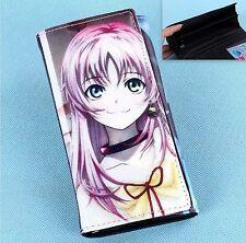 K Anime Manga Geldbörse Geldbeutel 18x9.5cm Neu!