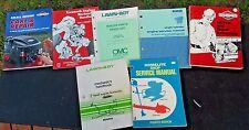 Small Engine Repair Books Manuals Lot Tecumseh Briggs & Stratton KOHLER