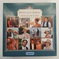 Gibsons 1000 Piece Jigsaw Puzzle Downton Abbey G6154