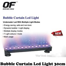 Classica Bubble Strip Curtain Underwater LED Light Fish All Water Types Tank 30cm