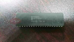 INTEL TD8088 8088 8-BIT Microprocessor CPU CDIP40 x10PCS