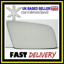 Right Driver Side Wing Mirror Glass CONVEX BMW 5 E60 E61 03-10