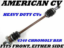 2007 ARCTIC CAT PROWLER 650 4X4 FRONT EXTREME OFF ROAD ATV UTV CV JOINT AXLE