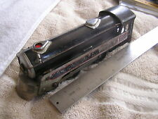 Vintage Art Deco  Train Engine