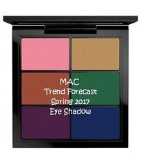 M·A·C MAC Trend Forecast Spring 17 Eye Palette Creme Six Limited Edition
